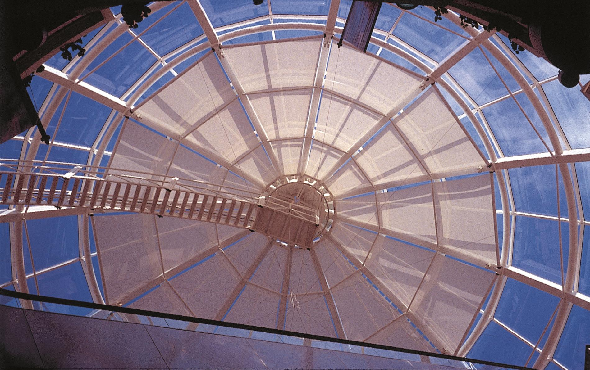 TESS602 Glass Roof