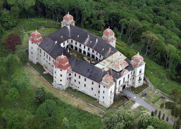 Galicia Nueva Castle