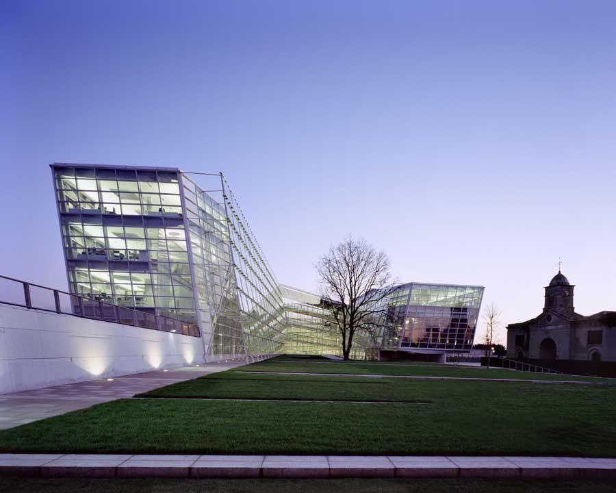 Kildare Civic Offices - Guthrie Douglas