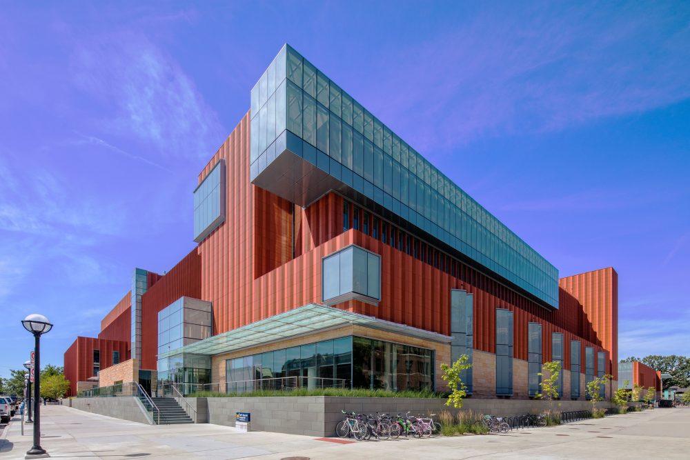 University of Michigan - Guthrie Douglas