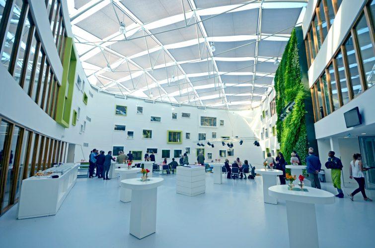 Atrium Shading at Loc Focus Academy