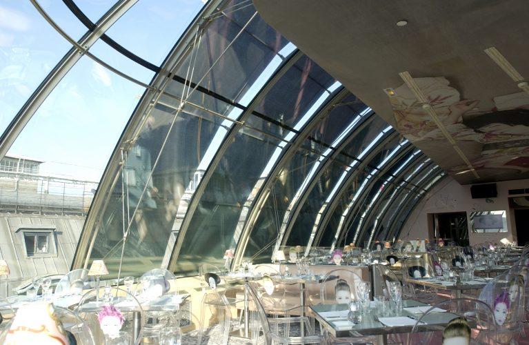 Le Kong Bar in Paris