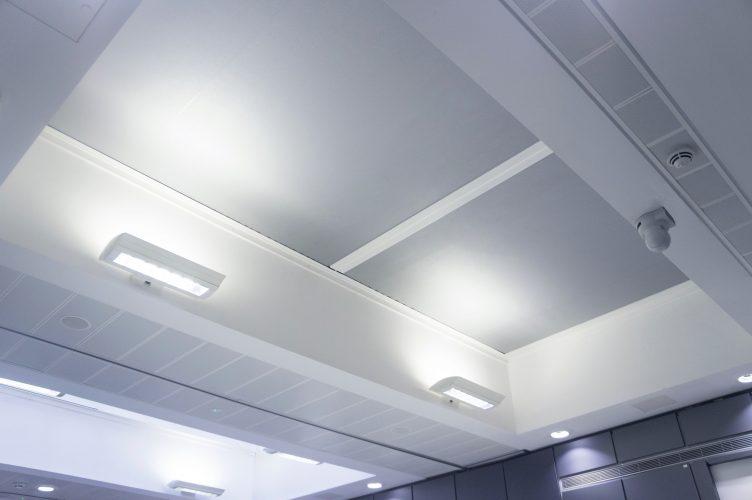 London School of Economics Rooflight blinds