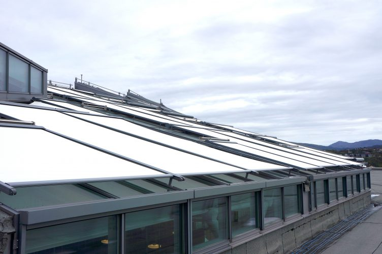 External shading solution at Statoil Building