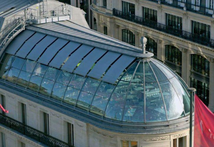 External Blinds Kong Bar Paris