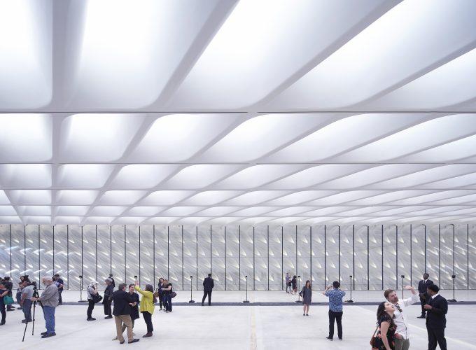 Broad Museum Shading