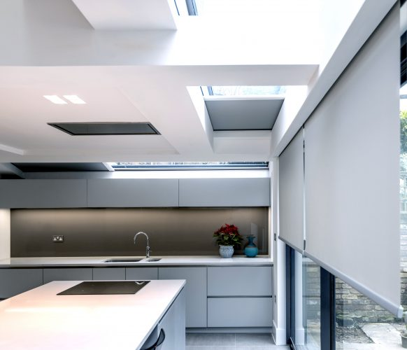 Residential tension Blinds