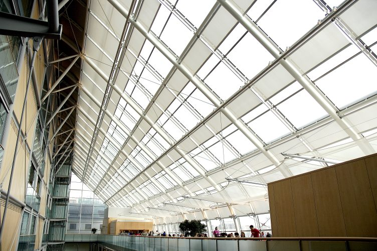 Wellcome Trust shading system