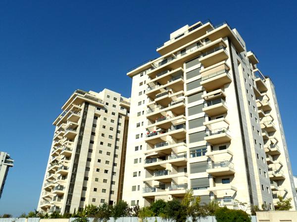 Solar Shading on apartment blocks