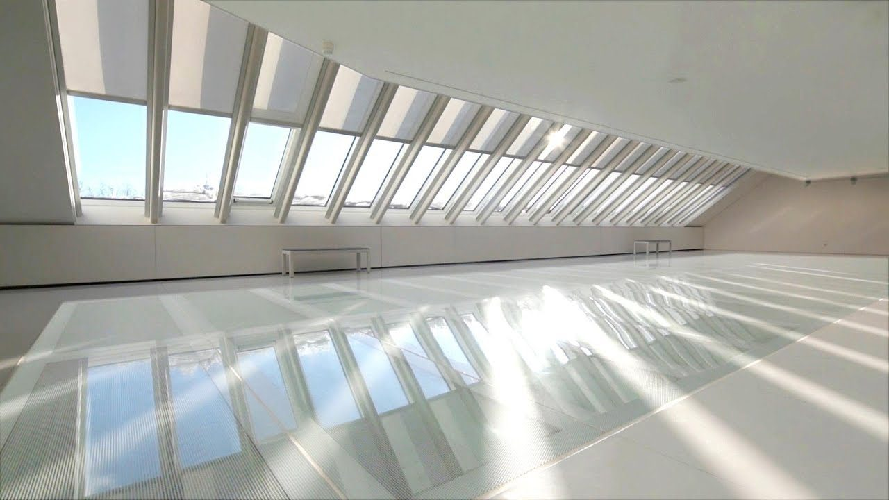 Glass Roof Blinds and Atrium Blinds - Guthrie Douglas