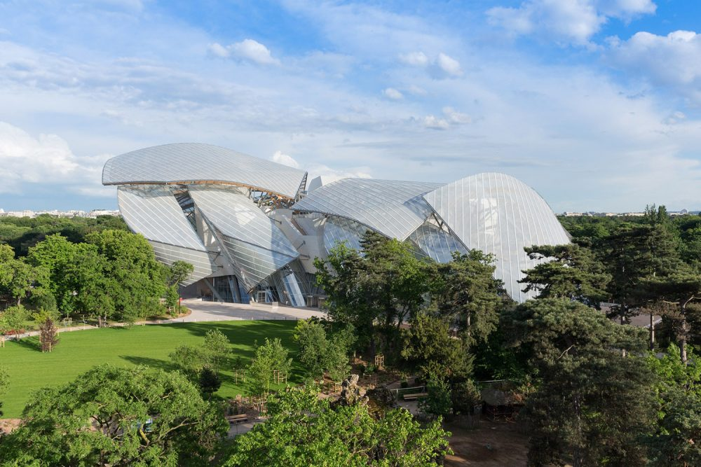 Foundation Louis Vuitton - Guthrie Douglas