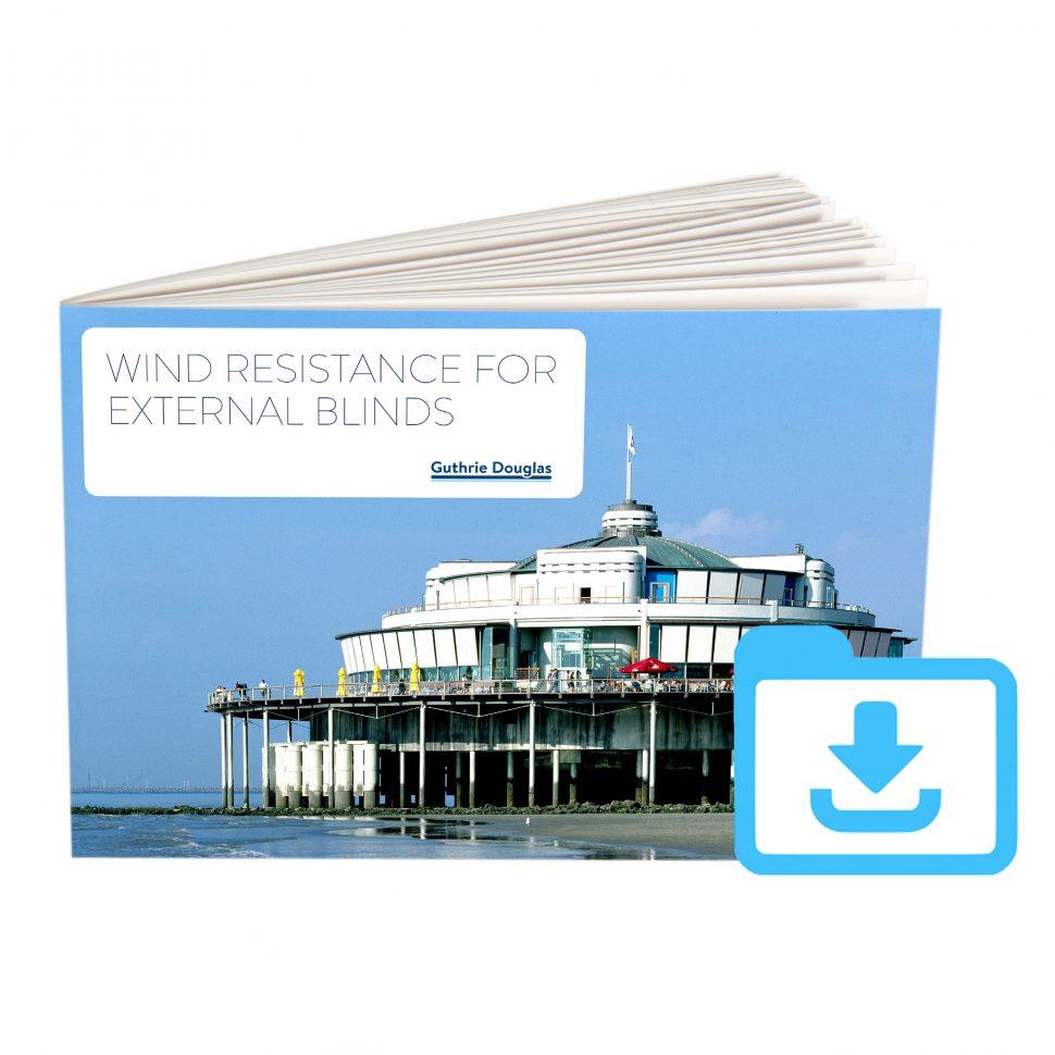 Wind Resistance for external blinds Ebook